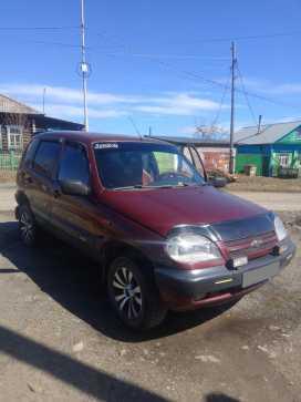 Карпинск Niva 2004