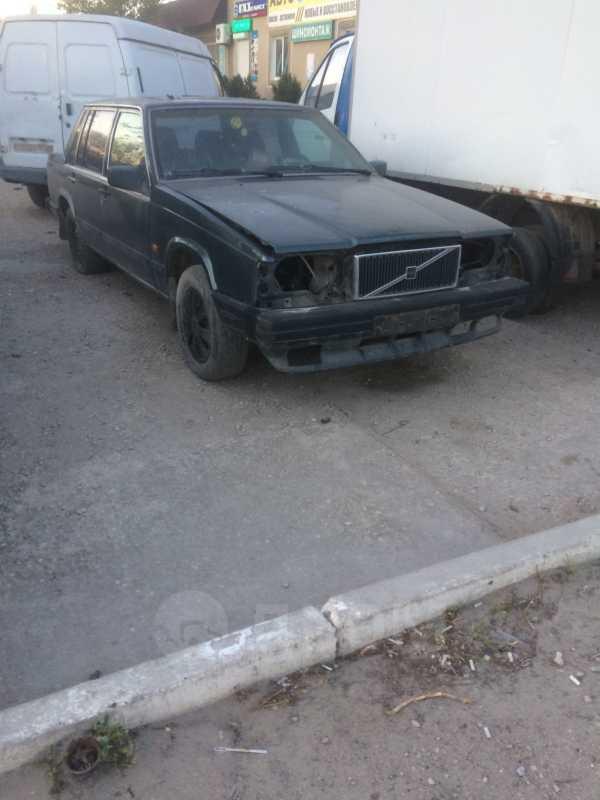 Volvo 740, 1987 год, 30 000 руб.