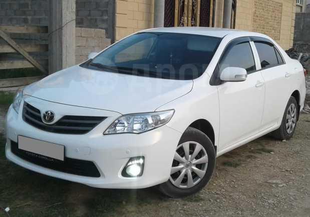 Toyota Corolla, 2012 год, 740 000 руб.