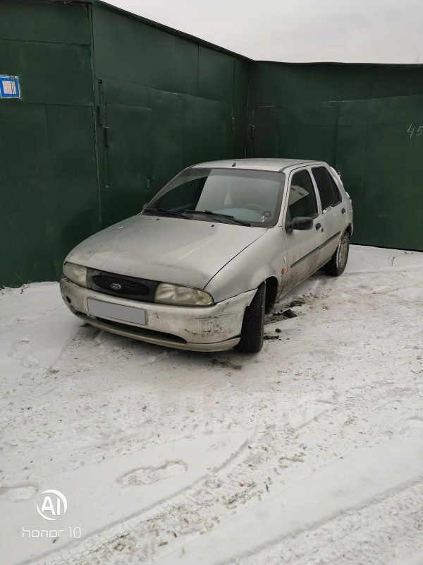 Ford Fiesta, 1998 год, 45 000 руб.