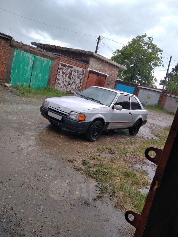 Ford Escort, 1988 год, 35 000 руб.