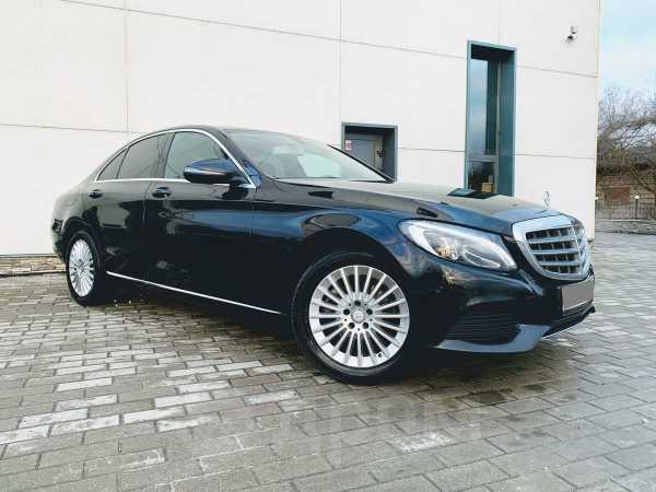 Mercedes-Benz C-Class, 2015 год, 1 349 000 руб.