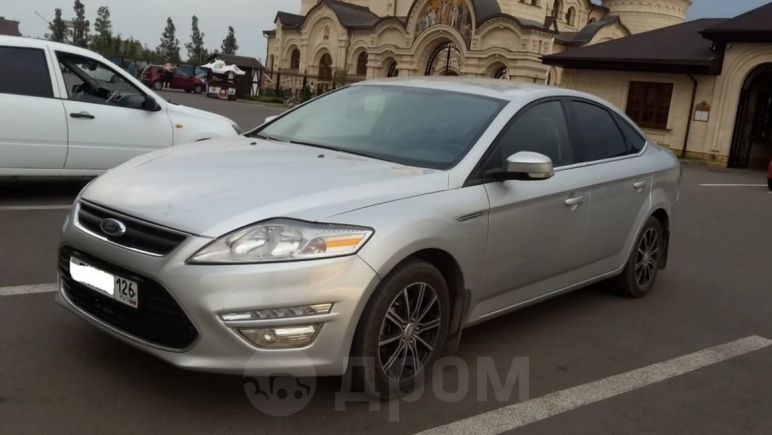 Ford Mondeo, 2013 год, 585 000 руб.