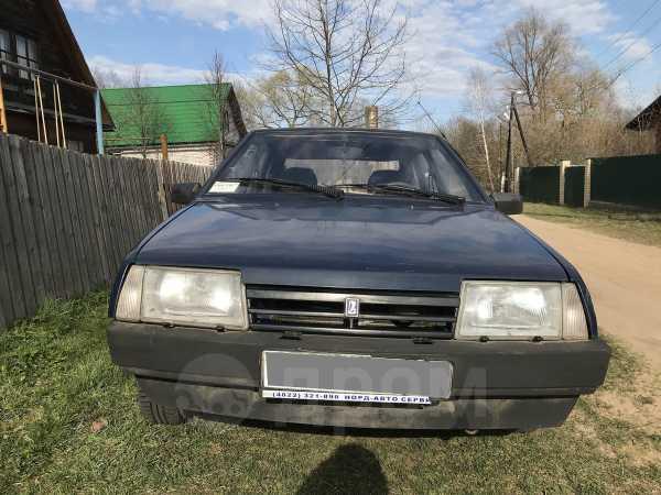 Лада 2109, 1997 год, 34 000 руб.