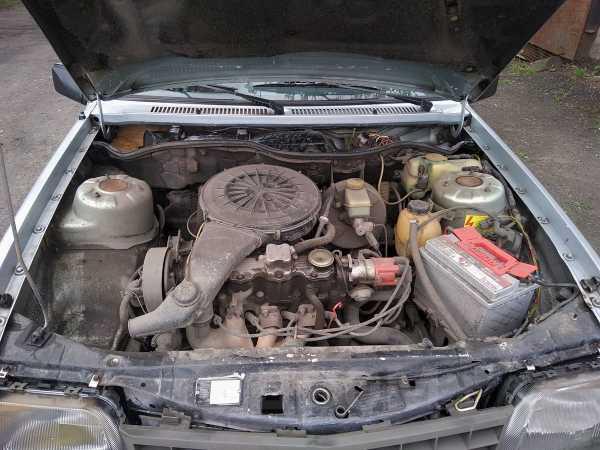 Opel Ascona, 1986 год, 60 000 руб.