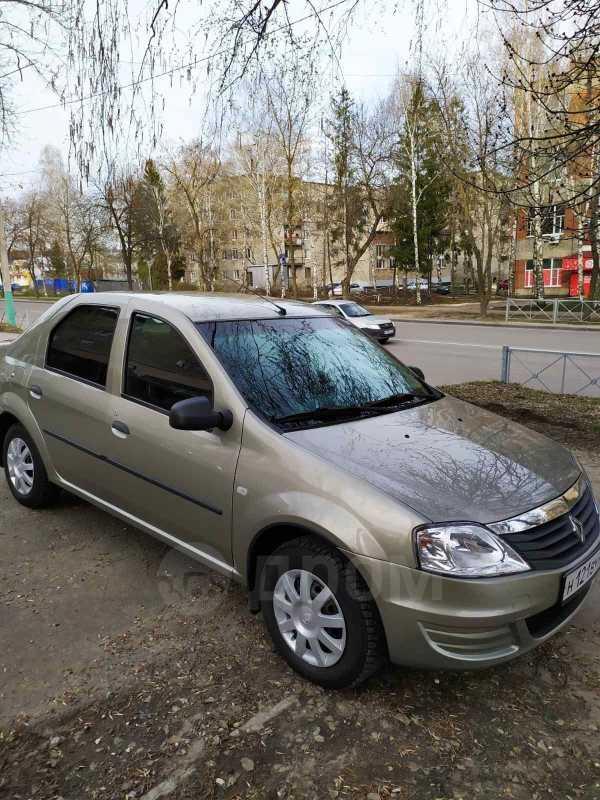 Renault Logan, 2010 год, 260 000 руб.