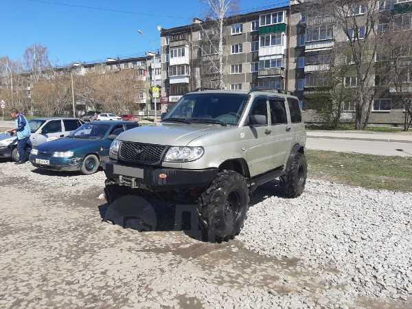 УАЗ Патриот, 2012 год, 370 000 руб.