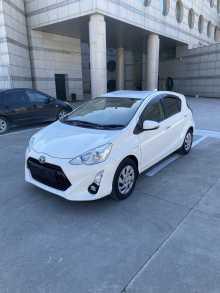 Благовещенск Toyota Aqua 2015