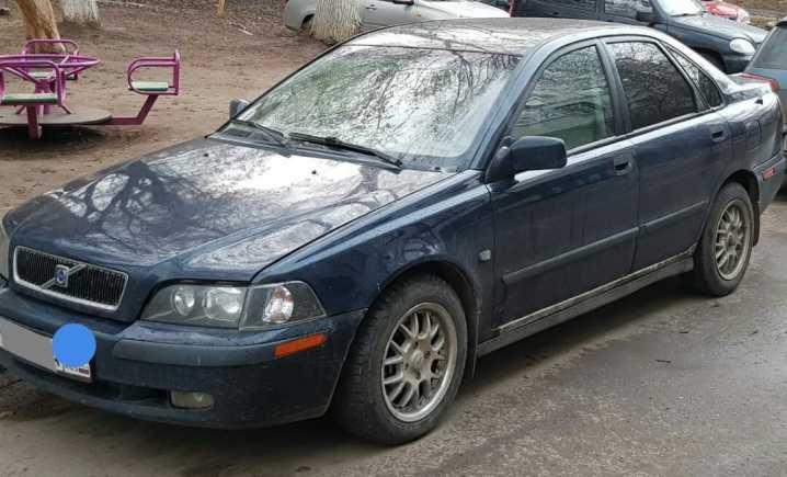 Volvo S40, 2001 год, 174 000 руб.