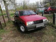 Щёкино 2109 1989