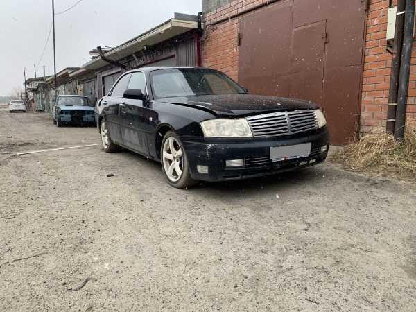 Nissan Gloria, 2001 год, 280 000 руб.