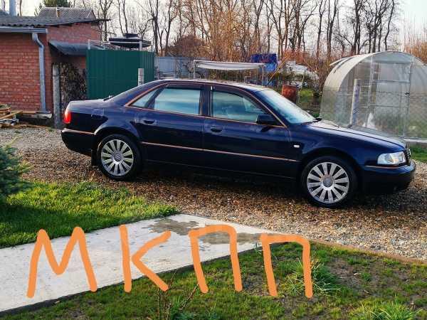 Audi A8, 2002 год, 700 000 руб.