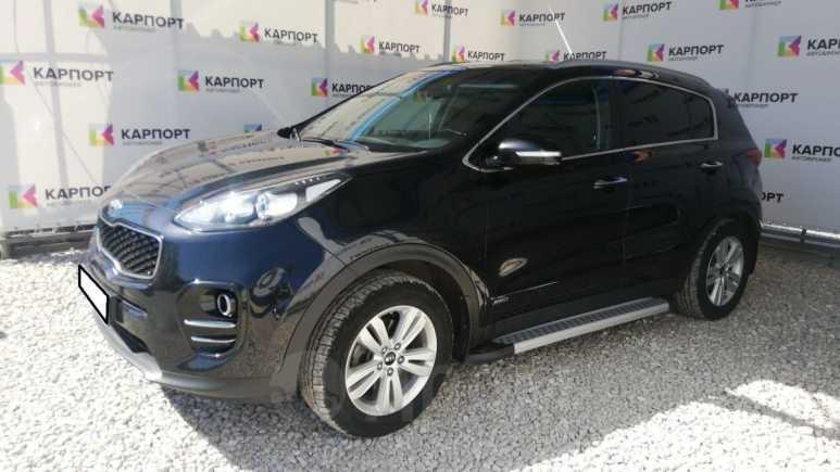 Kia Sportage, 2016 год, 1 470 000 руб.