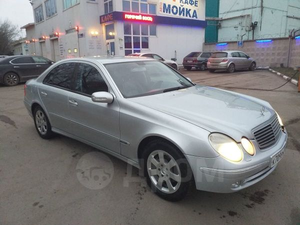 Mercedes-Benz E-Class, 2003 год, 385 000 руб.