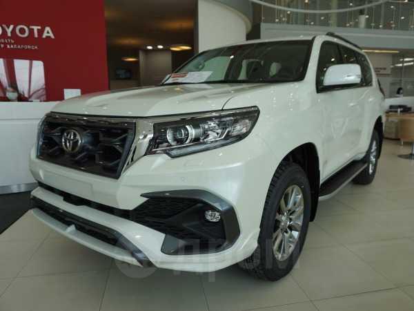 Toyota Land Cruiser Prado, 2020 год, 4 555 000 руб.