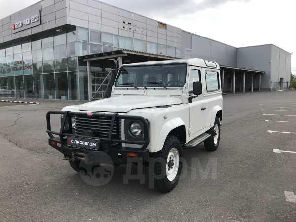 Land Rover Defender, 2006 год, 960 000 руб.