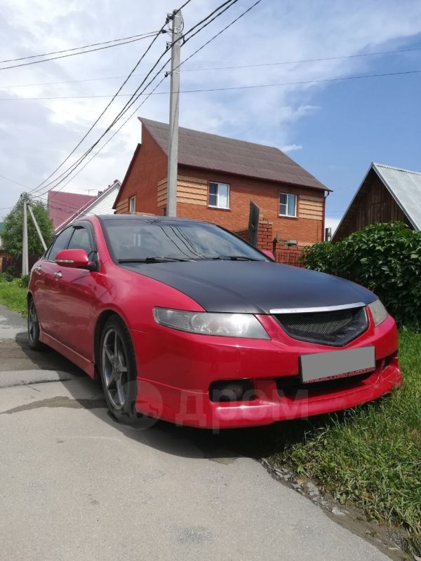 Honda Accord, 2003 год, 300 000 руб.