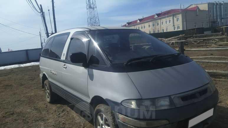 Toyota Estima Emina, 1993 год, 170 000 руб.