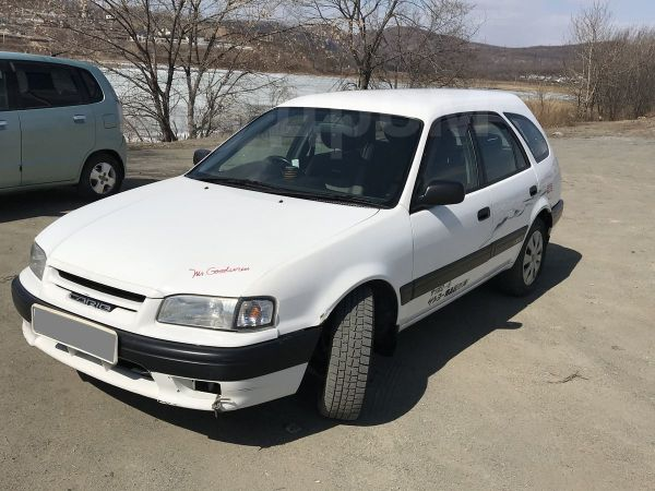 Toyota Sprinter Carib, 2001 год, 190 000 руб.