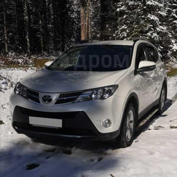 Toyota RAV4, 2014 год, 1 500 000 руб.
