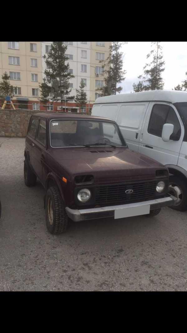 Лада 4x4 2121 Нива, 2008 год, 100 000 руб.