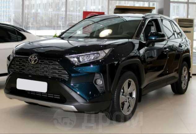 Toyota RAV4, 2020 год, 2 420 000 руб.