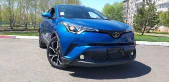 Уссурийск Toyota C-HR 2017