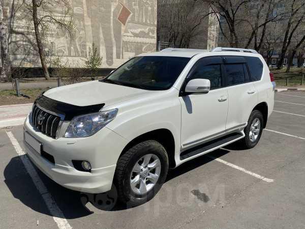 Toyota Land Cruiser Prado, 2011 год, 1 865 000 руб.