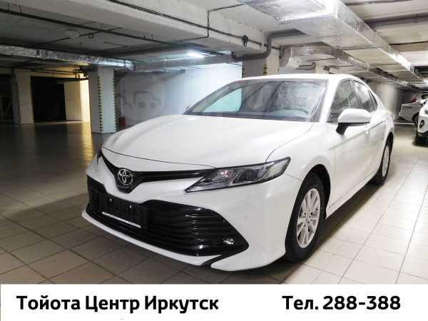 Toyota Camry, 2020 год, 1 878 000 руб.