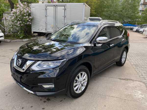 Nissan X-Trail, 2018 год, 1 510 000 руб.