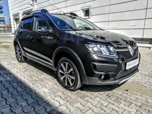 Renault Sandero Stepway, 2017 год, 650 000 руб.