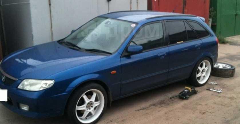Mazda Familia S-Wagon, 2001 год, 320 000 руб.