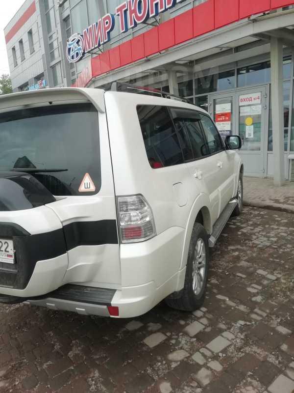 Mitsubishi Pajero, 2015 год, 1 910 000 руб.