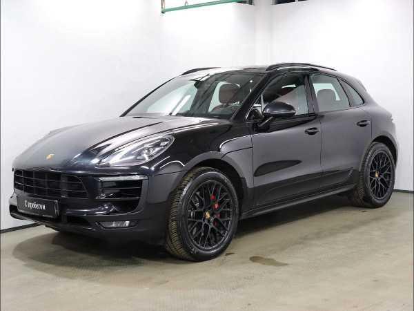 Porsche Macan, 2017 год, 3 258 000 руб.