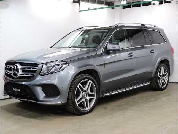Mercedes-Benz GLS-Class, 2017 год, 2 998 000 руб.