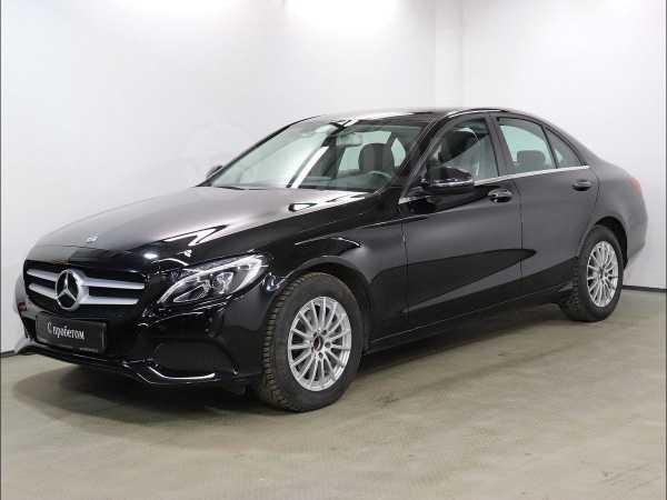 Mercedes-Benz C-Class, 2018 год, 1 518 000 руб.