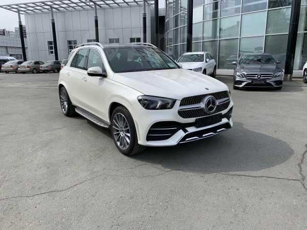 Mercedes-Benz GLE, 2020 год, 8 539 000 руб.