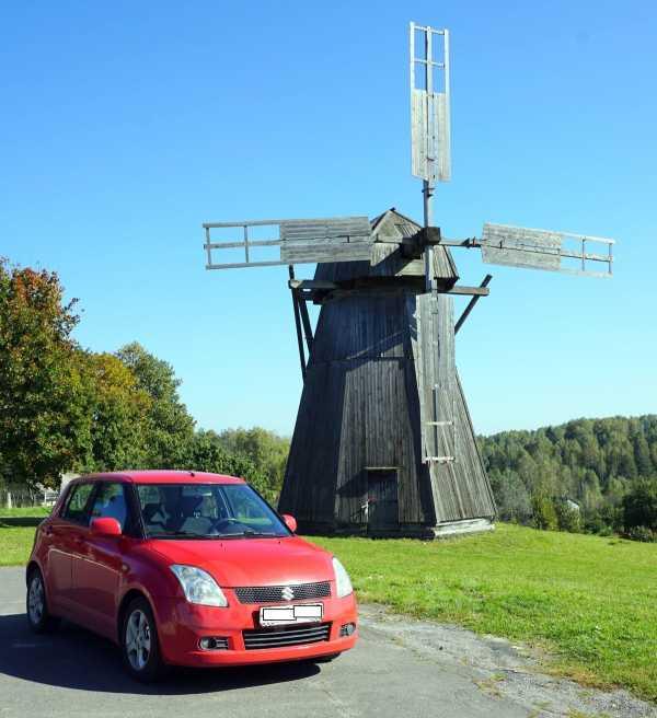 Suzuki Swift, 2007 год, 250 000 руб.