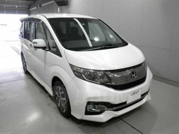 Honda Stepwgn, 2016 год, 1 170 000 руб.