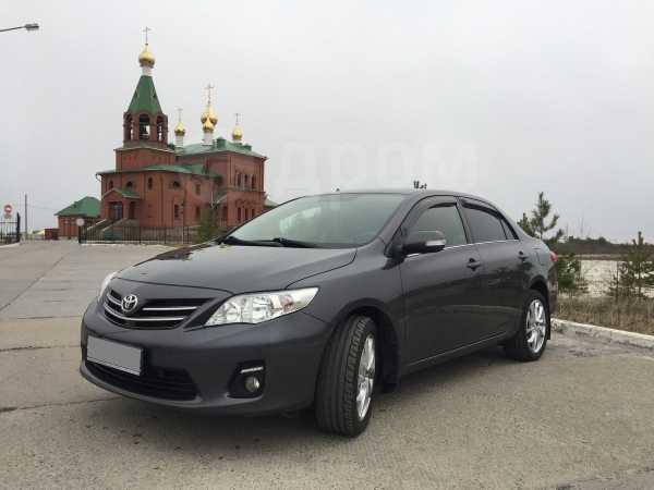 Toyota Corolla FX, 2012 год, 800 000 руб.