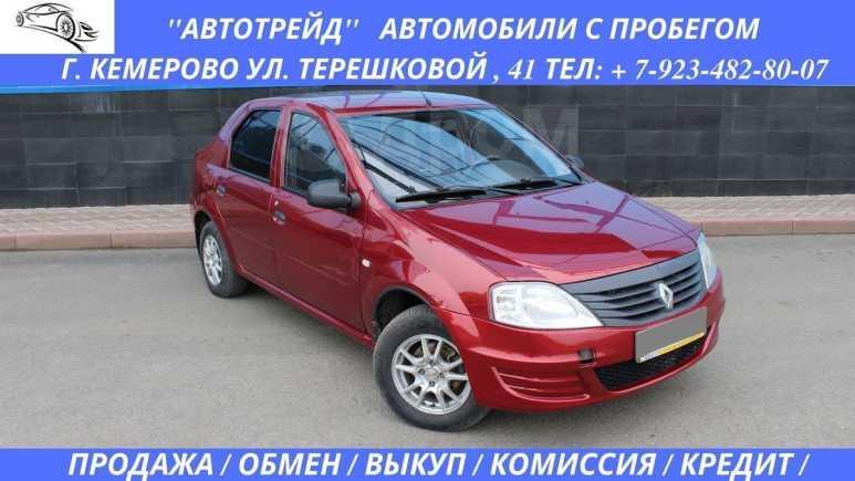 Renault Logan, 2010 год, 169 000 руб.