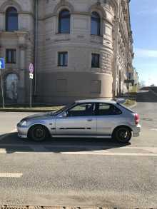 Казань Civic 2000