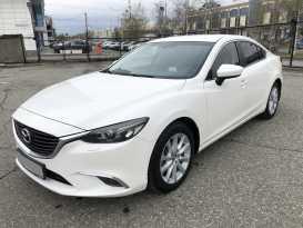 Сургут Mazda6 2015