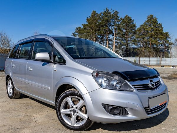 Opel Zafira, 2013 год, 589 000 руб.