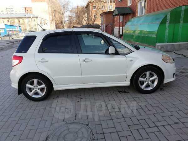 Suzuki SX4, 2008 год, 470 000 руб.