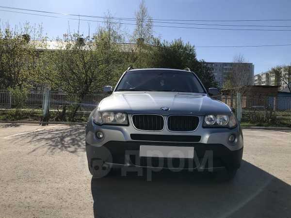 BMW X3, 2007 год, 750 000 руб.