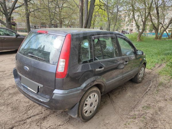 Ford Fusion, 2008 год, 220 000 руб.