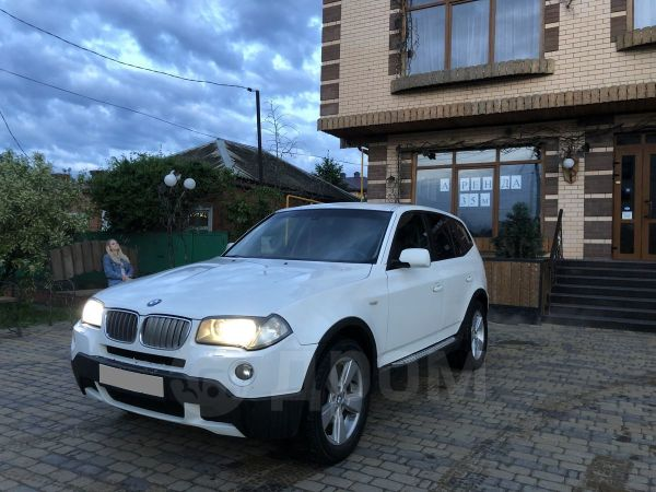 BMW X3, 2008 год, 499 000 руб.