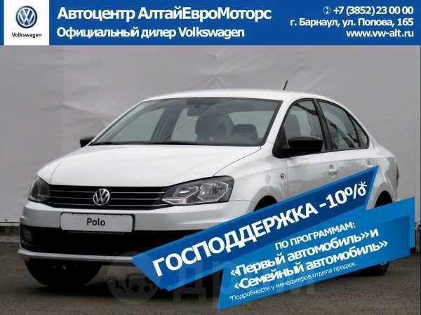 Volkswagen Polo, 2020 год, 816 900 руб.