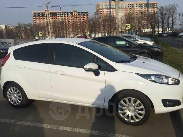Ford Fiesta, 2018 год, 730 000 руб.